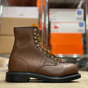 NEW Red Wing SuperSole 8-inch Safety Mens Boot